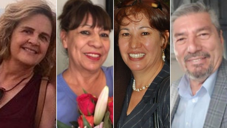 Police believe the El Paso shooter targeted Latinos. These are the victims' stories