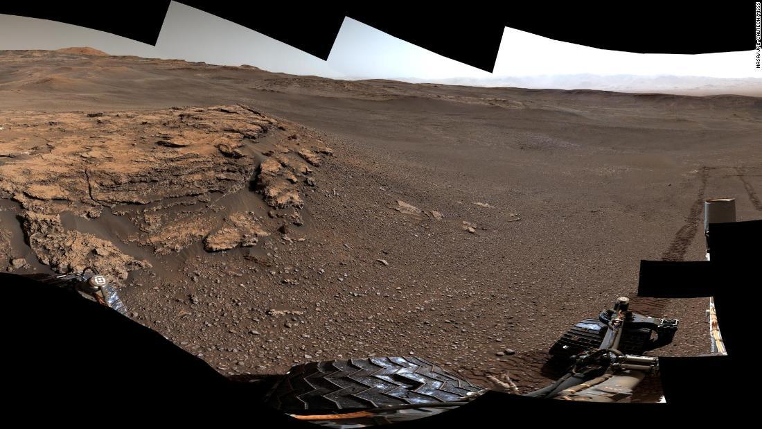 Curiosity rover makes new discoveries on Mars - CNN