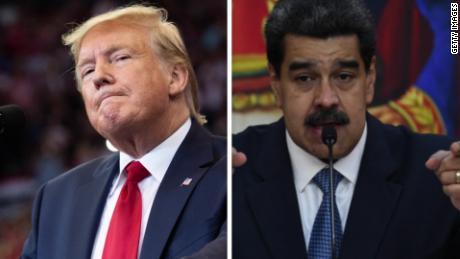 US claims latest Venezuela sanctions put Maduro 'on notice'