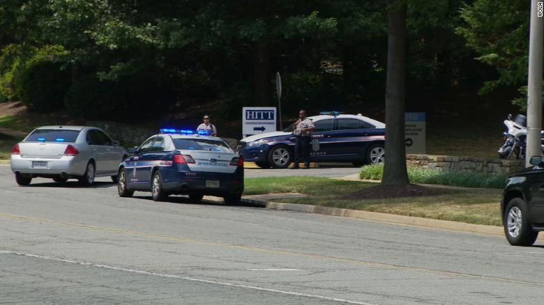 USA Today's Virginia HQ evacuated amid reports of man with weapon