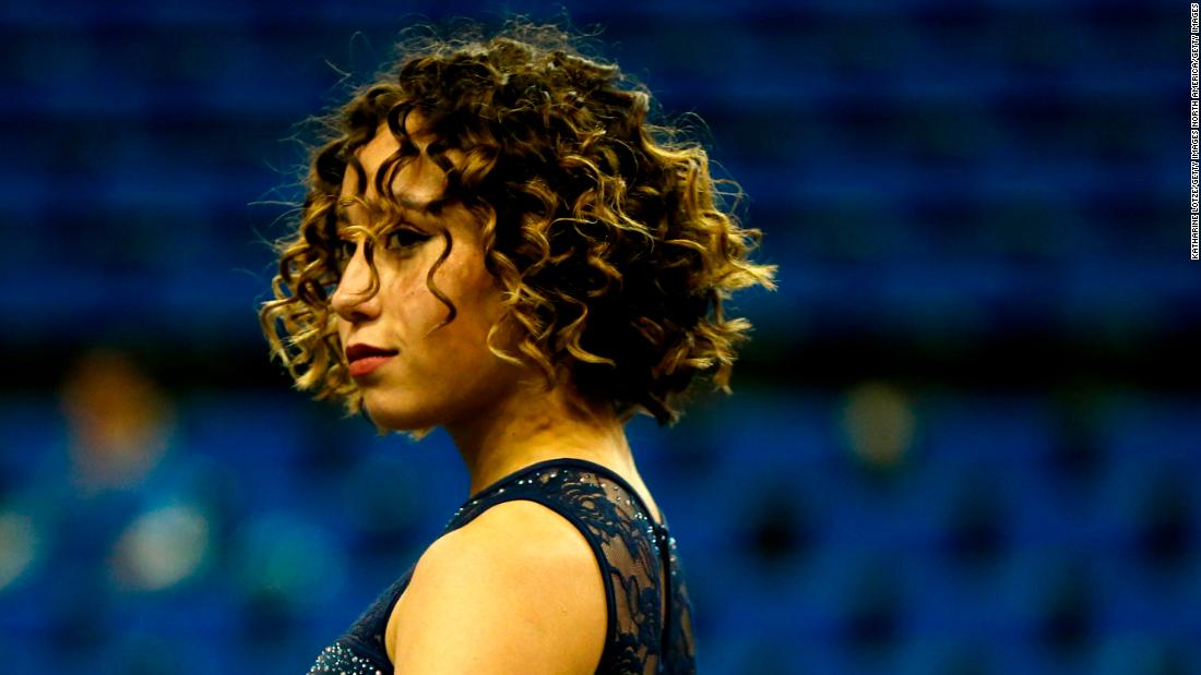 Katelyn Ohashi: 'I felt alone,' says gymnast after her perfect 10 went viral - CNN
