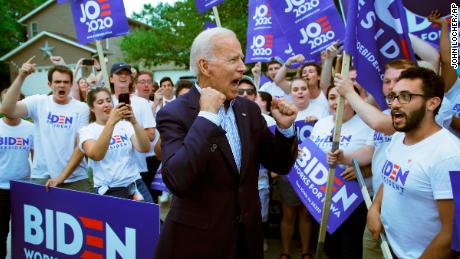 What to make of Joe Biden's Iowa front-runner status