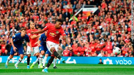 Chelsea humilié par Manchester United lors du week-end d'ouverture en Premier League