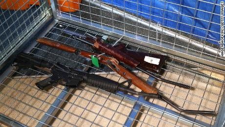 Gun owners in New Zealand voluntarily surrender more than 10,000 firearms