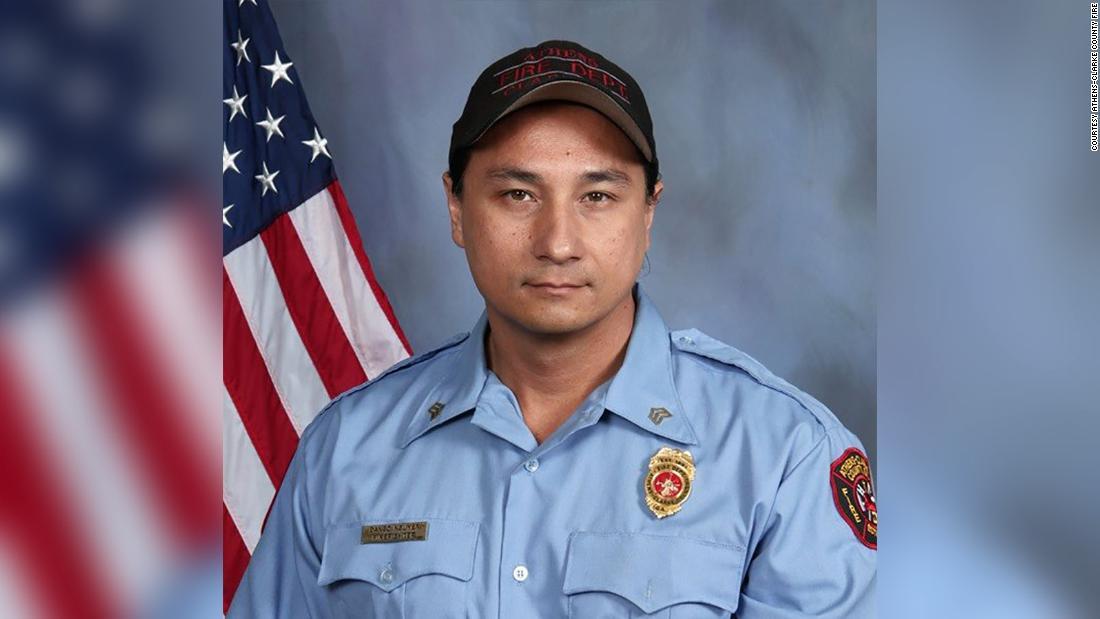 Walking Dead' actor and former firefighter, Dango Nguyen, dies after