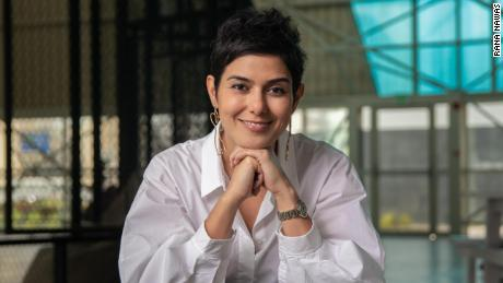 Rana Nawas is a Dubai-based entrepreneur and host of iTunes chart-topping podcast, 'When Women Win'.