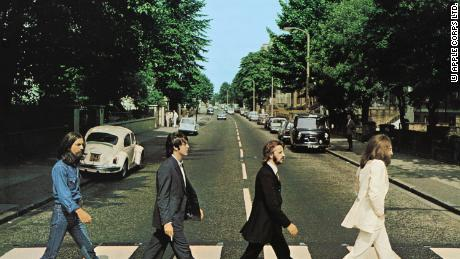 50th anniversary edition of 'Abbey Road'