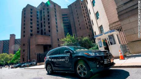 Warden at prison where Epstein died is temporarily reassigned and staffers placed on leave