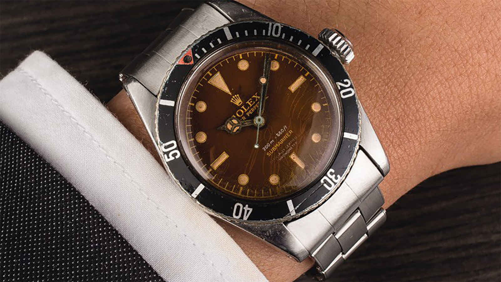Rare James Bond Rolex Going Under The Hammer Cnn Style