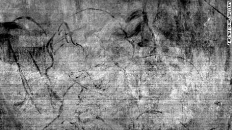 Sketches hidden underneath Leonardo's 'Virgin of the Rocks' revealed after 500 years