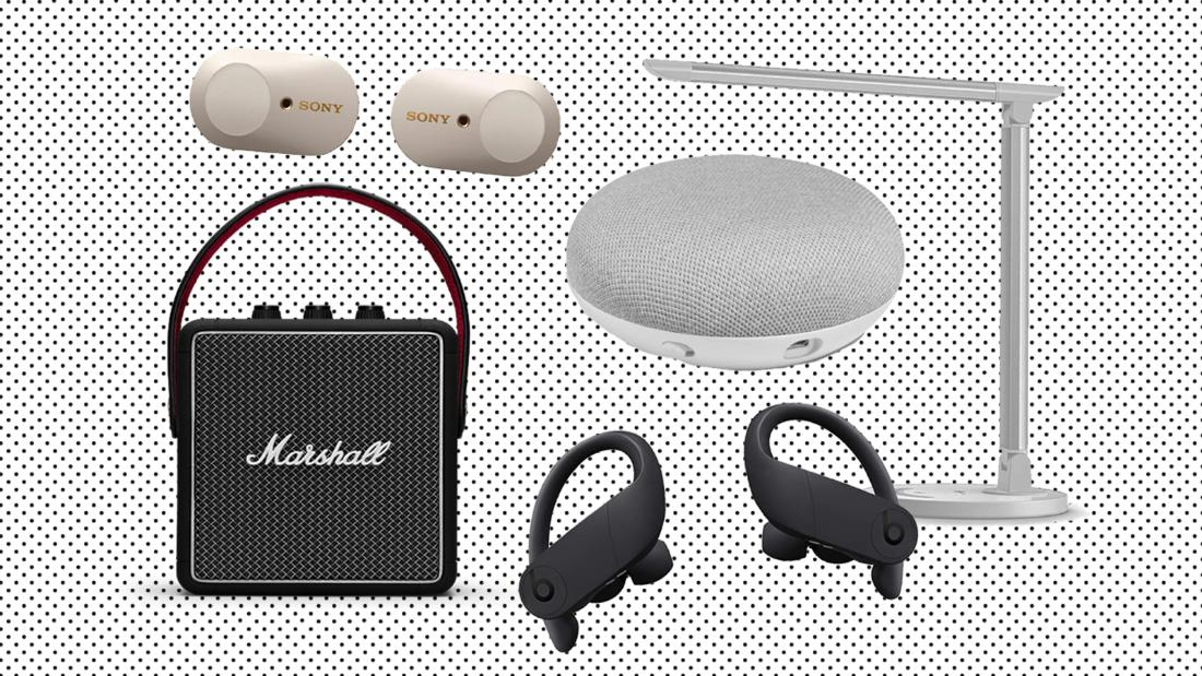 Here's the coolest tech for your dorm room
