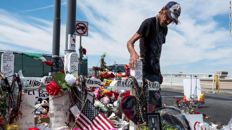 Feeling Alone, Man Invites World to El Paso Victim's Funeral