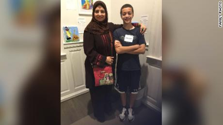 US teenager pleads for Trump to help free his mother from Egyptian jail