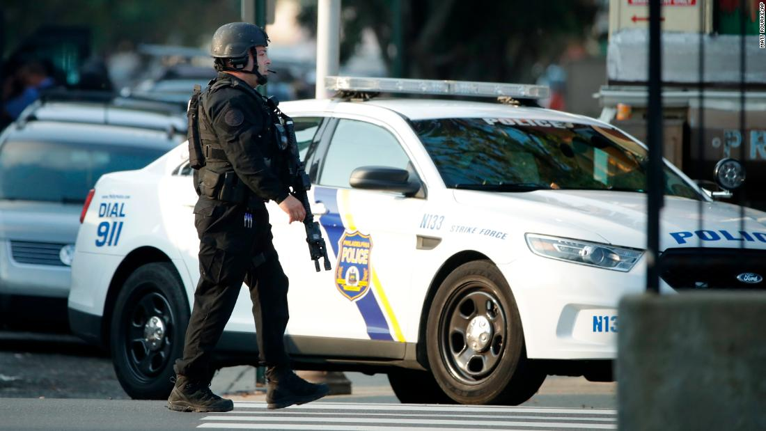 Sniper, ambush and standoffs: Officers shot in five states over the past week - CNN