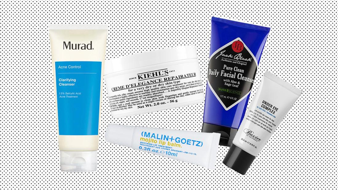 7 skin care products that will step up every man's daily routine