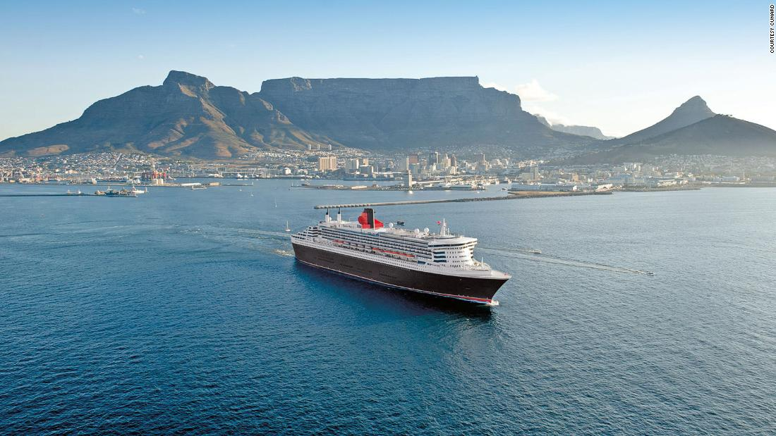 The best around-the-world cruises for 2020