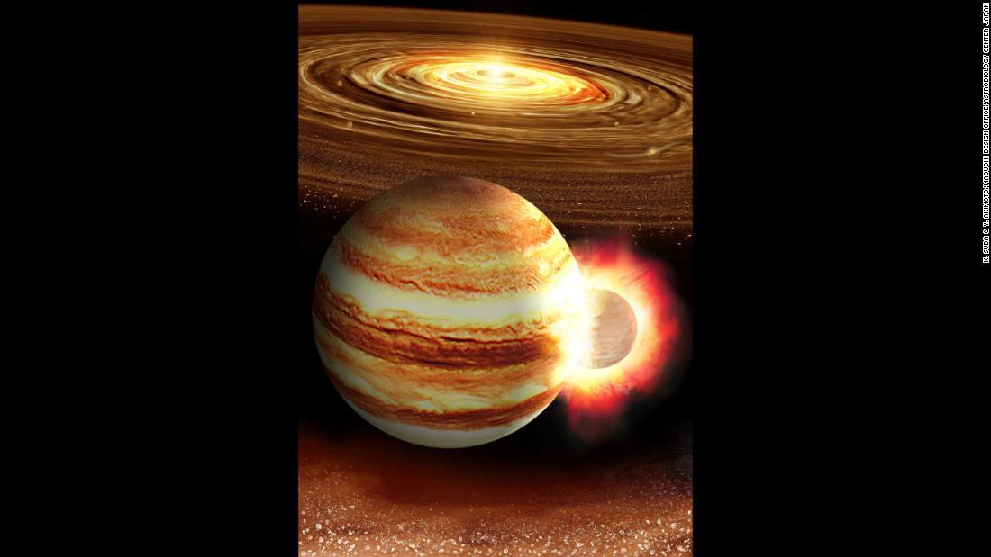How Jupiter saves Earth from destruction