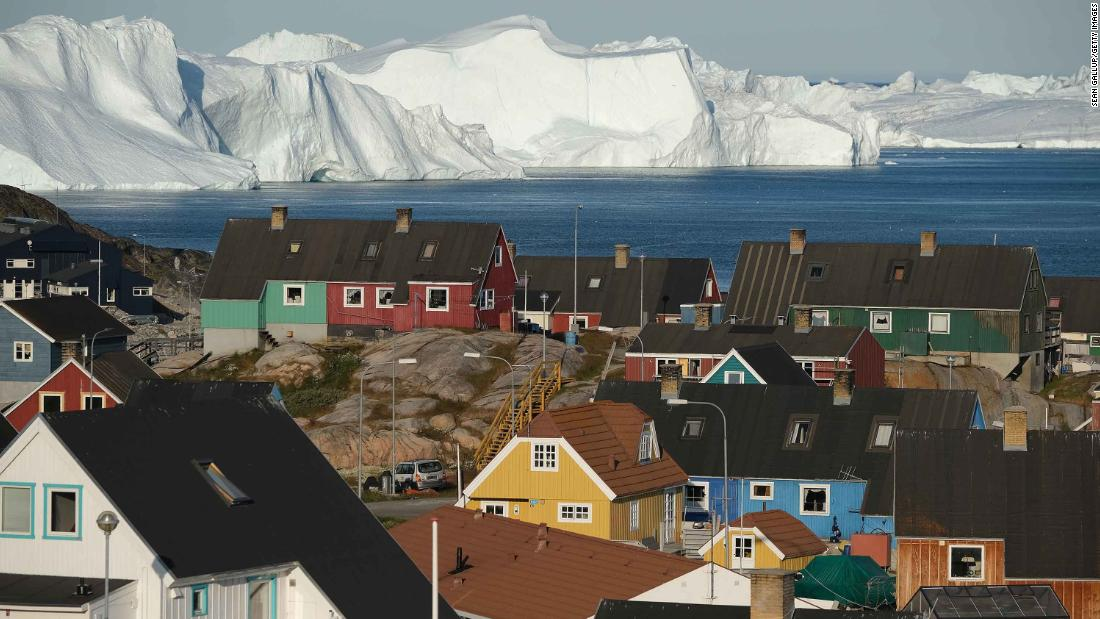 Trump's interest in buying Greenland 'absurd,' says Danish prime minister - CNNPolitics