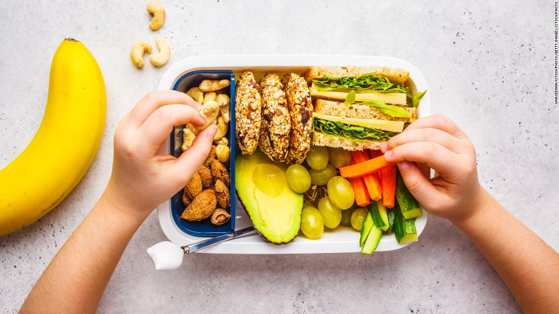 Healthy snacks every kid should have in their lunchbox