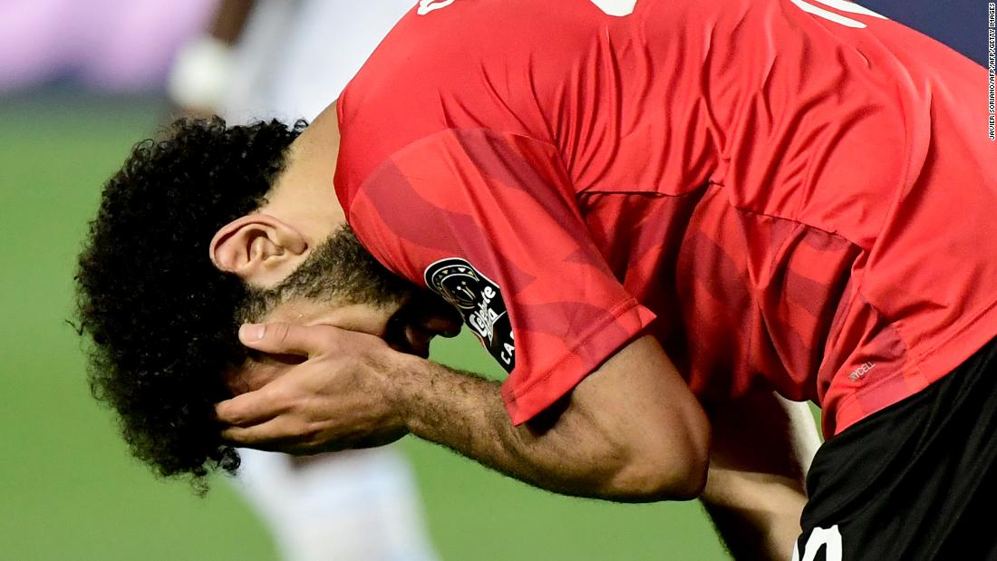 Mo Salah is 'happy at Liverpool'; less so with the Egyptian FA - CNN