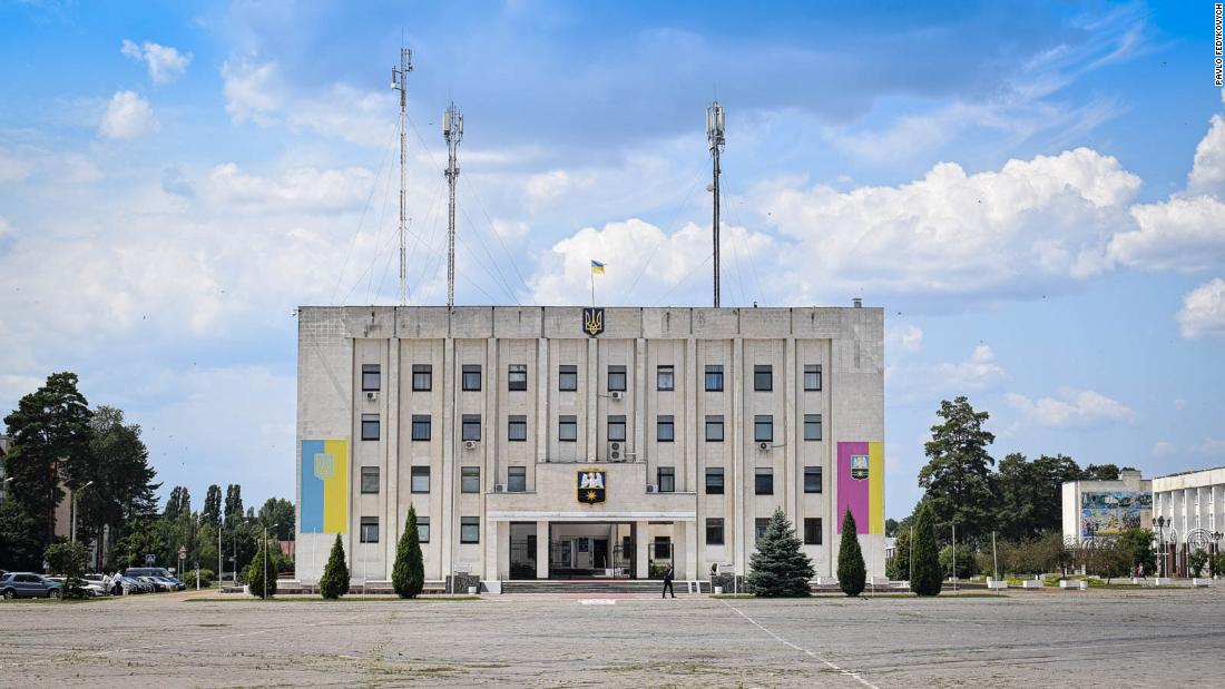 A tour of Slavutych, the Ukranian city built for Chernobyl evacuees