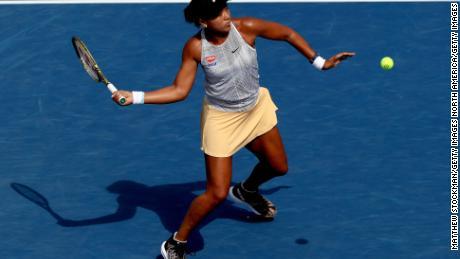 The US Open starts on September 26.