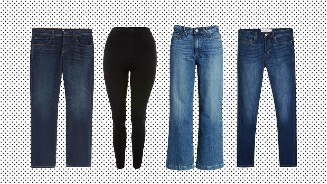 How to shop for your perfect pair of jeans online