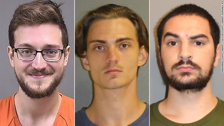 Domestic terror: 3 arrested for separate mass shooting threats