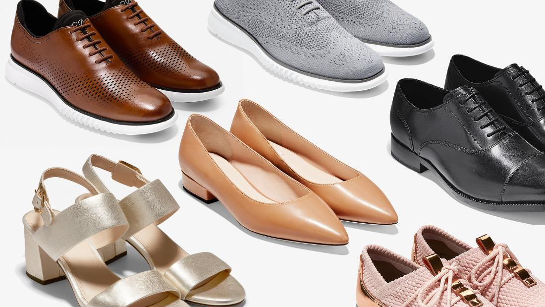 Take an extra 40% off all sale styles during Cole Haan's end of season sale