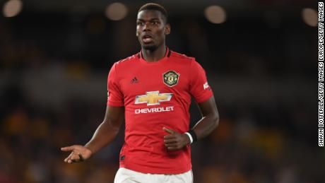 Paul Pogba has received criticism for a number of his performances.