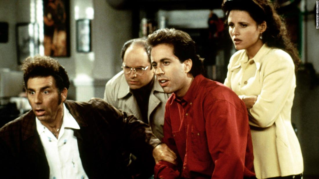 Why 'Seinfeld' is superior to 'Friends' (Opinion) - CNN