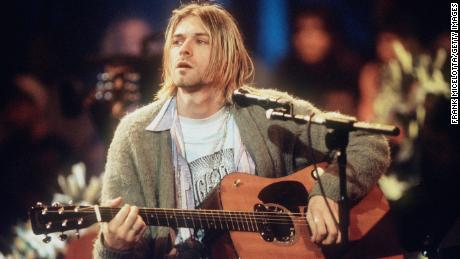 Remember when Kurt Cobain effortlessly defined 'grunge' style?