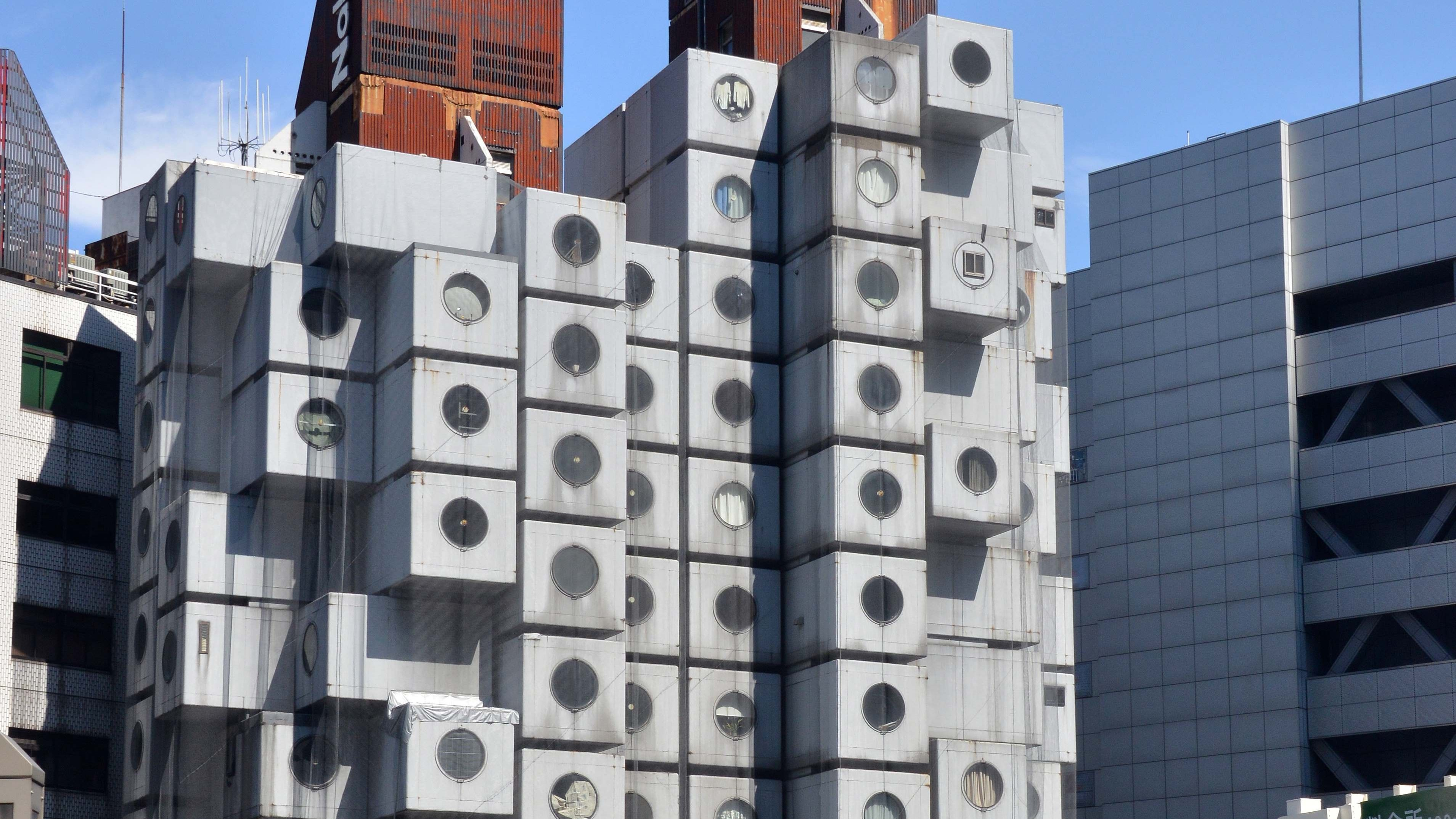 Metabolism The Japanese Architects Who Treated Buildings Like Living Organisms Cnn Style