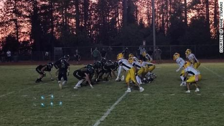 The Paradise High School Bobcats went head-to-head with the Williams High School Yellow Jackets on Friday, August 23, 2019.