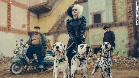 Emma Stone is downright mean in new trailer for 'Cruella'