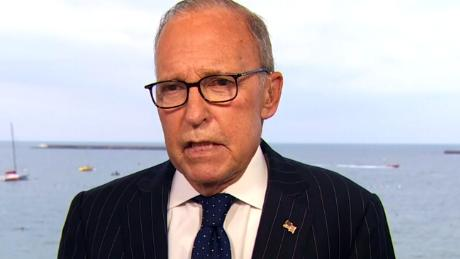 Kudlow does not expect China to retaliate against latest United States tariffs