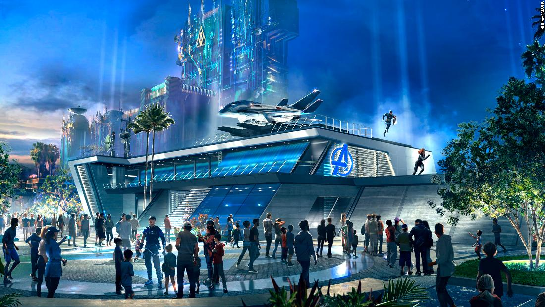Disney reveals new details about Star Wars hotel, Epcot overhaul