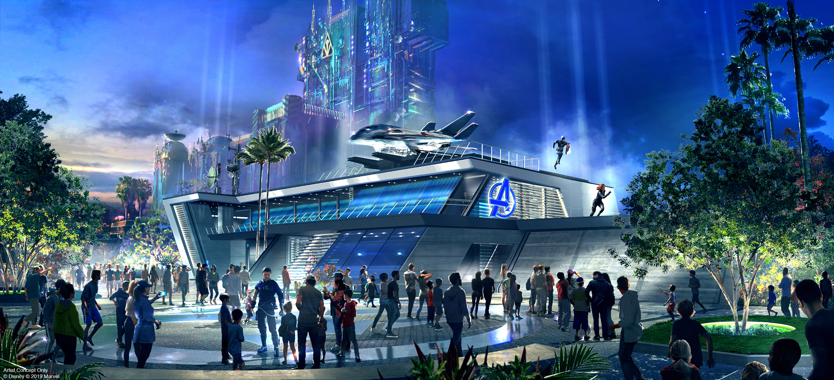 Disney's Star Wars hotel is a cruise ship in space | CNN Travel