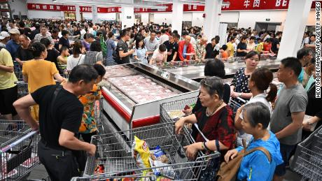 Costco's first China store was so popular it shut down traffic. But can it keep the buzz going?