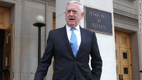 Mattis Criticizes American Isolationism, Divisiveness Without Using Trump's Name