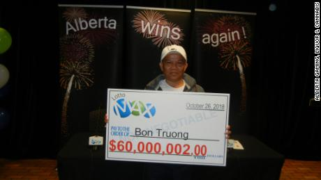 Man Who Played Same Lottery Numbers for 20 Years Wins $60 Million