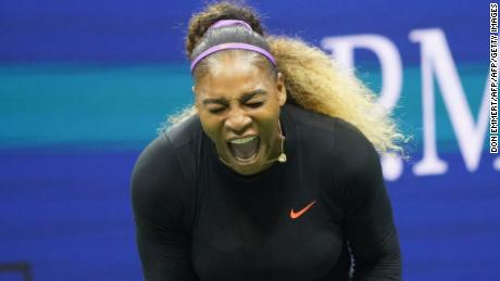 Serena Williams fights off teenager Caty McNally to advance to US Open 3rd round