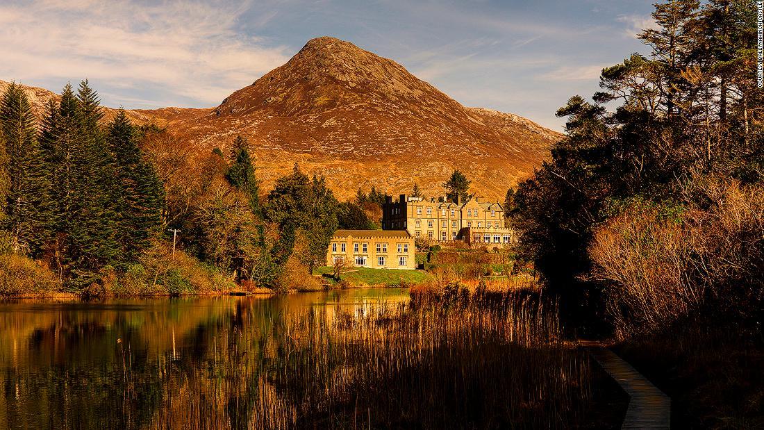 Best castle stays in Ireland