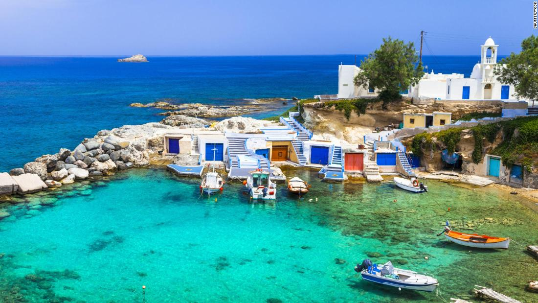 10 of the world's most beautiful islands