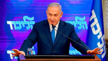 Benjamin Netanyahu's campaign has an air of desperation as Israeli election polls tighten
