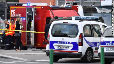 One dead, at least nine wounded in France after suspected knife attack