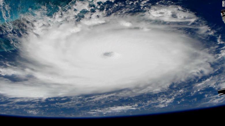 Hurricane Dorian threatens disaster in the Bahamas