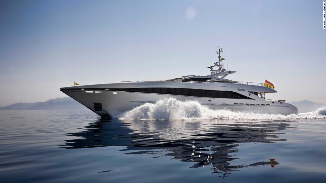 Photos: what it's like to own a superyacht
