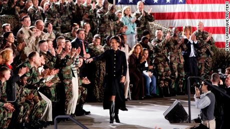 Remember when Condoleezza Rice wore these knee-high boots?