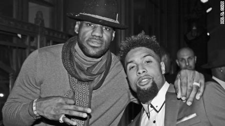 Un célèbre photographe hip-hop souligne la culture noire du football